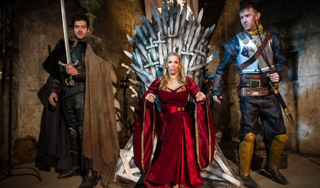 New Game of Thrones sex version from the best Studio Brazzers