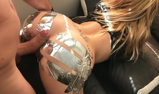 Blonde substitutes pose a cancer ass home anal sex